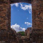 Sommeries castle ruins