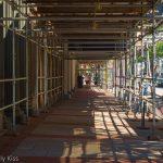 scaffold street in philadelphia city creations