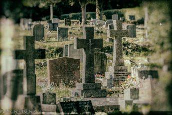 Gravestones in southampton cemetary
