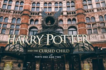 Harry Potter and the cursed child theatre london