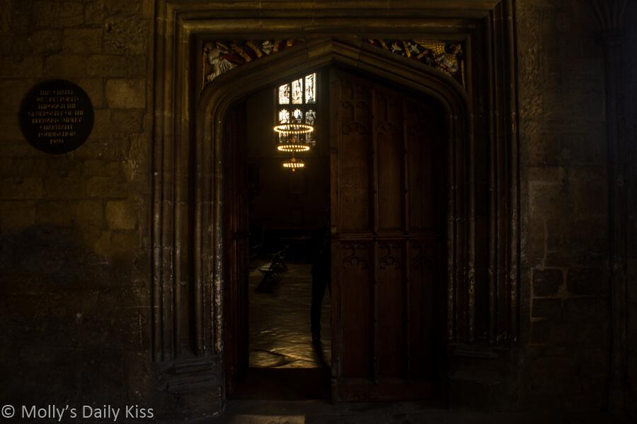 Magdalen Chapel Oxford