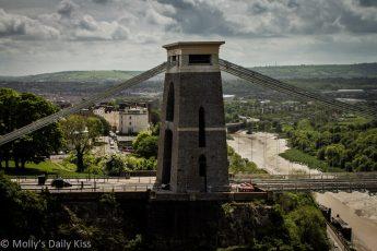 Bristol suspensions bridges the gap