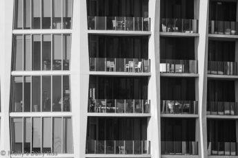 balconies in Miami apartments